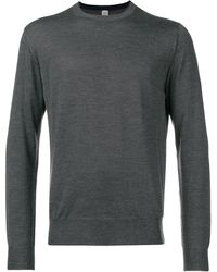 Eleventy Wool Sweater - Gray