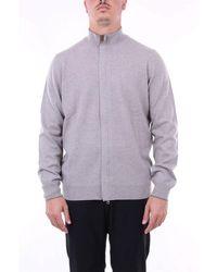 Gran Sasso Wool Sweater - Gray