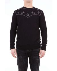 Paolo Pecora Cotton Sweater - Black