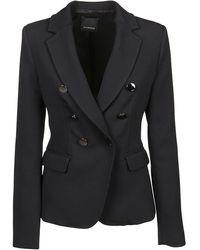 Pinko Polyester Blazer - Black