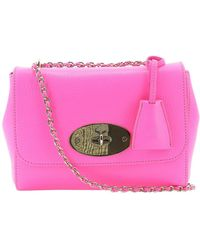 Mulberry ANDERE MATERIALIEN SCHULTERTASCHE - Pink