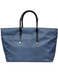 Borbonese - POLYESTER TOTE - Lyst