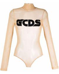 Gcds Body cc94w02070102 poliestere - Neutro