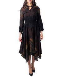Desigual 20wwvw22 Viscose Dress - Black