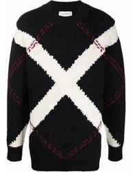 Alexander McQueen - Wool Sweater - Lyst