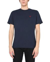 Barbour - ANDERE MATERIALIEN T-SHIRT - Lyst