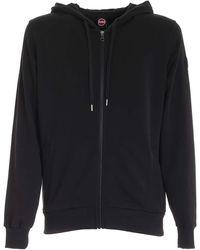 Colmar 8270r1sh99 andere materialien sweatshirt - Schwarz