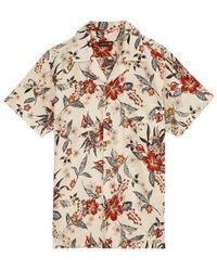 Sundek White Viscose Shirt