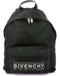Givenchy Black Polyamide Backpack
