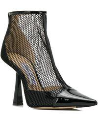 Jimmy Choo Kix 65mm Boots - Black