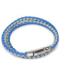 Tod's My Colors Woven Bracelet - Blue