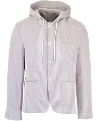 Thom Browne - Other Materials Cardigan - Lyst