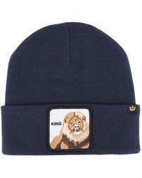 Goorin Bros Blue Polyester Hat