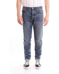 Givenchy Blue Other Materials Jeans