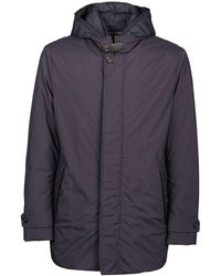 Moorer - GIACCA OUTERWEAR A20M270STOP POLIESTERE - Lyst