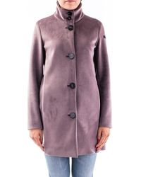 Rrd Polyester Coat - Purple