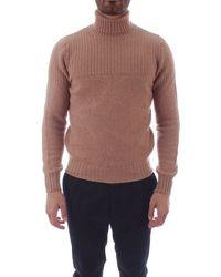 Della Ciana Wool Sweater - Natural