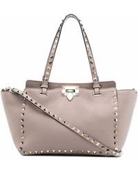 Valentino Garavani Leather Handbag - Pink