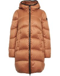 Peuterey Other Materials Down Jacket - Brown