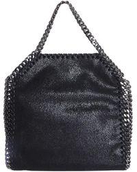 Stella McCartney Black Polyester Shoulder Bag