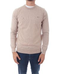 Lacoste Ah1969hab wolle sweater - Braun