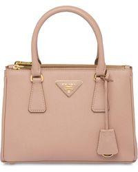 Prada 'Galleria' Handtasche - Pink