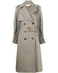 Tory Burch Trench Coat - Gray