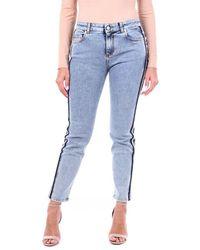 Alexander McQueen Leichte jeans - Blau
