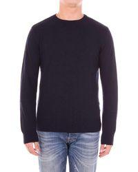 Andrea Fenzi Wool Sweater - Blue