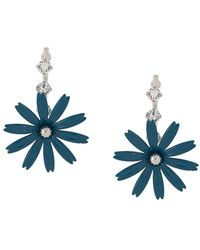 Marni Klassische Ohrringe - Blau