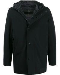 Rrd Black Polyamide Outerwear Jacket