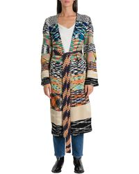 Missoni Multicolor Cashmere Cardigan