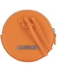 Jacquemus 213SL01213307740 ANDERE MATERIALIEN BRIEFTASCHEN - Orange