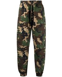 Off-White c/o Virgil Abloh - BAUMWOLLE JOGGERS - Lyst