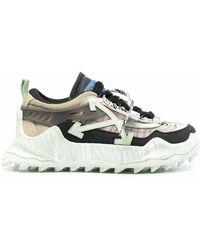 Off-White c/o Virgil Abloh Odsy-1000 Sneakers - Schwarz