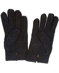 Merola Gloves Leather Gloves - Blue
