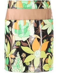 Fendi Cotton Skirt - Green