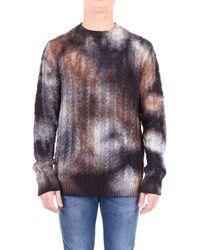 Jeordie's Multicolor Wool Sweater