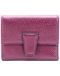 Gianni Chiarini Pink Leather Wallet