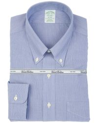 Brooks Brothers Camicia - Blue