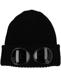 0f0c7847 Black Wool Hat