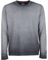C.P. Company Cotton Jumper - Grey