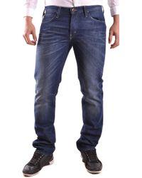 Lee Jeans Blue Cotton Jeans