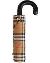 Burberry Beige Polyester Umbrella - Natural