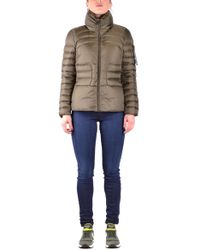 Peuterey - Green Polyester Outerwear Jacket - Lyst