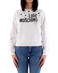 Love Moschino COTONE - Bianco