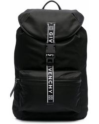 Givenchy Faltbarer Rucksack mit 4G - Schwarz