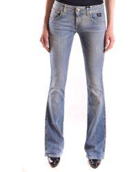 Roy Rogers Blue Cotton Jeans