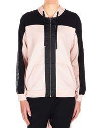 Liu Jo Pink Polyester Sweatshirt