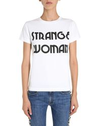 Stella McCartney T-SHIRT - Weiß